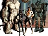 Omega Flight (Heroes) (Earth-616)