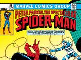 Peter Parker, The Spectacular Spider-Man Vol 1 58