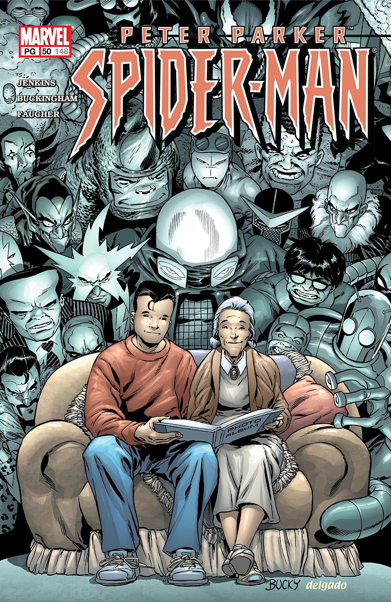 Peter Parker: Spider-Man Vol 1 50