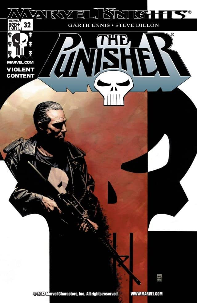 Punisher Vol 6 32