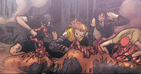 Runaways (Earth-2149) from Marvel Zombies Vs. Army of Darkness Vol 1 2 001.jpg