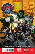 Secret Avengers Vol 2 7