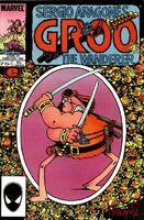 Sergio Aragonés Groo the Wanderer Vol 1 12