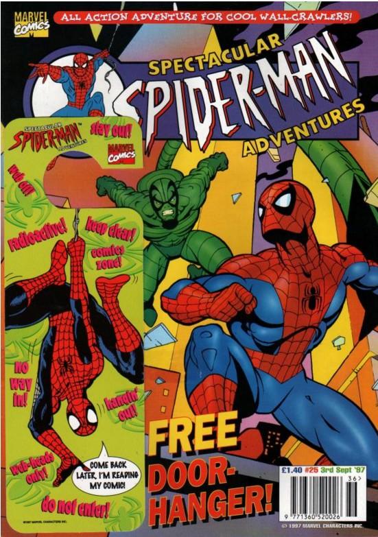 Spectacular Spider-Man (UK) Vol 1 25