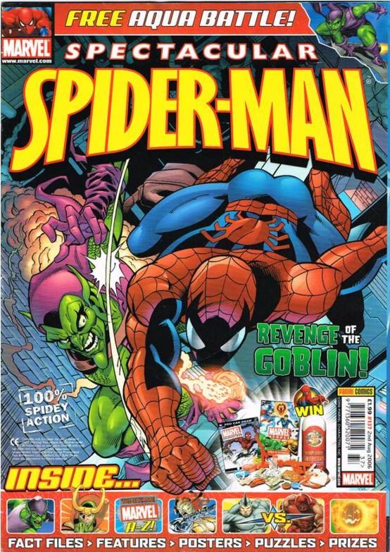 Spectacular Spider-Man (UK) Vol 1 137