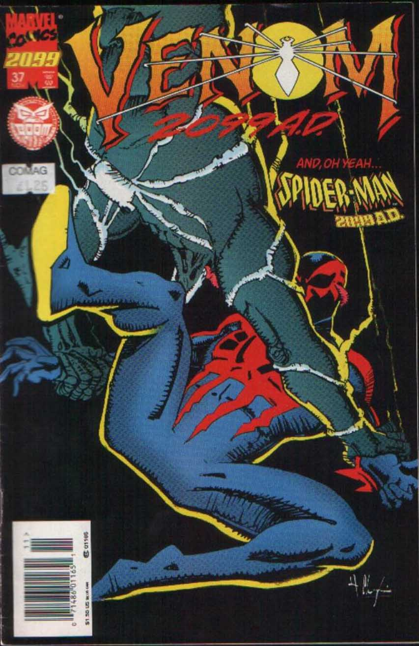 Spider-Man 2099 Vol 1 37