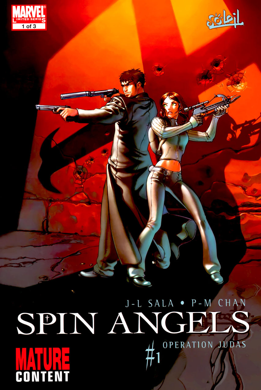 Spin Angels Vol 1 1