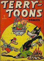 Terry-Toons Comics Vol 1 3