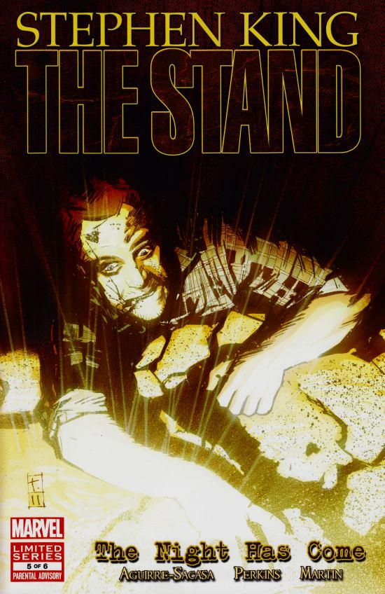 The Stand: The Night Has Come Vol 1 5