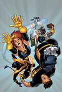 Ultimate X-Men Vol 1 54 Textless