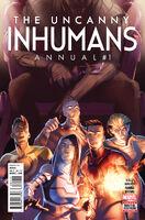 Uncanny Inhumans Annual Vol 1 1