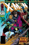 Uncanny X-Men Vol 1 266