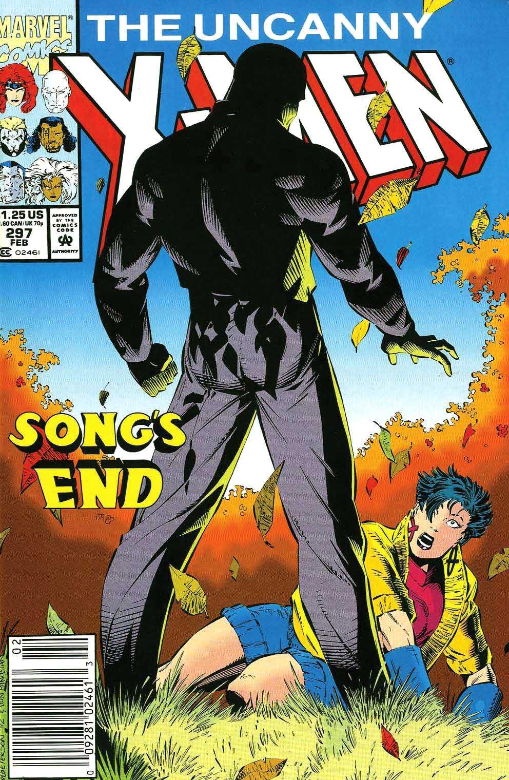 Uncanny X-Men Vol 1 297