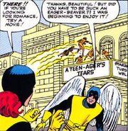 Warren Worthington III (Earth-616) from X-Men Vol 1 2 0003