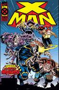 X-Man Vol 1 2