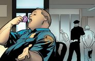 15th Precinct Station House from Loki Vol 3 1 001