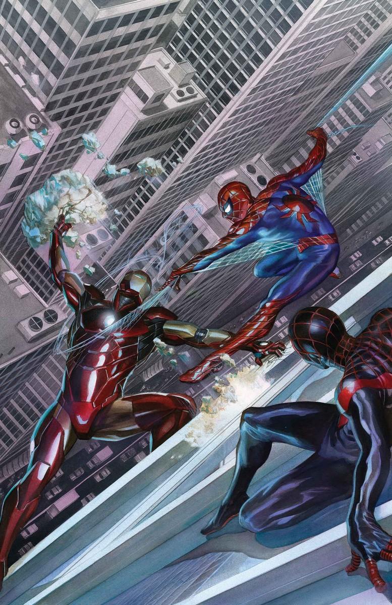 Astonishing Spider-Man Vol 6 13
