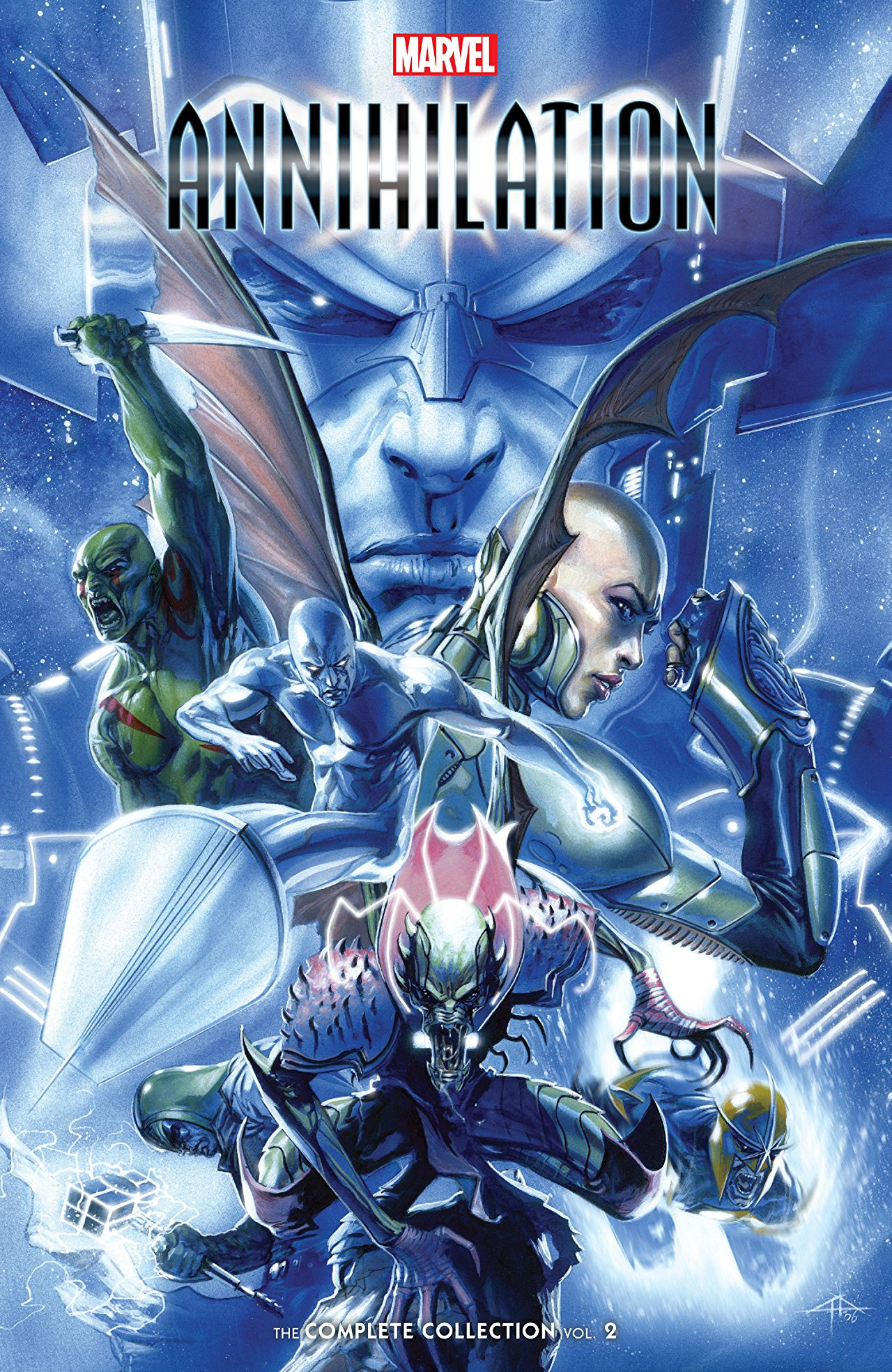 Annihilation: The Complete Collection Vol 1 2