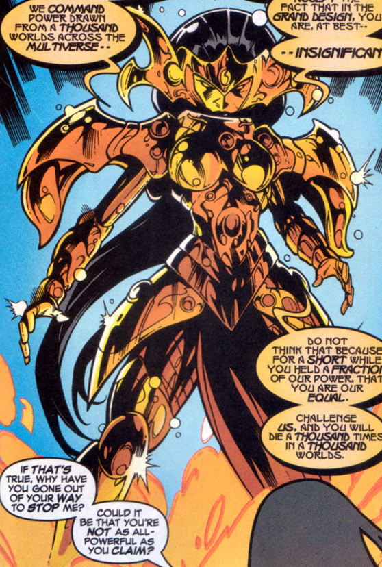 Arcadia DeVille (Earth-616)