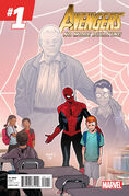 Avengers No More Bullying Vol 1 1