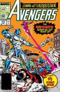 Avengers Vol 1 313