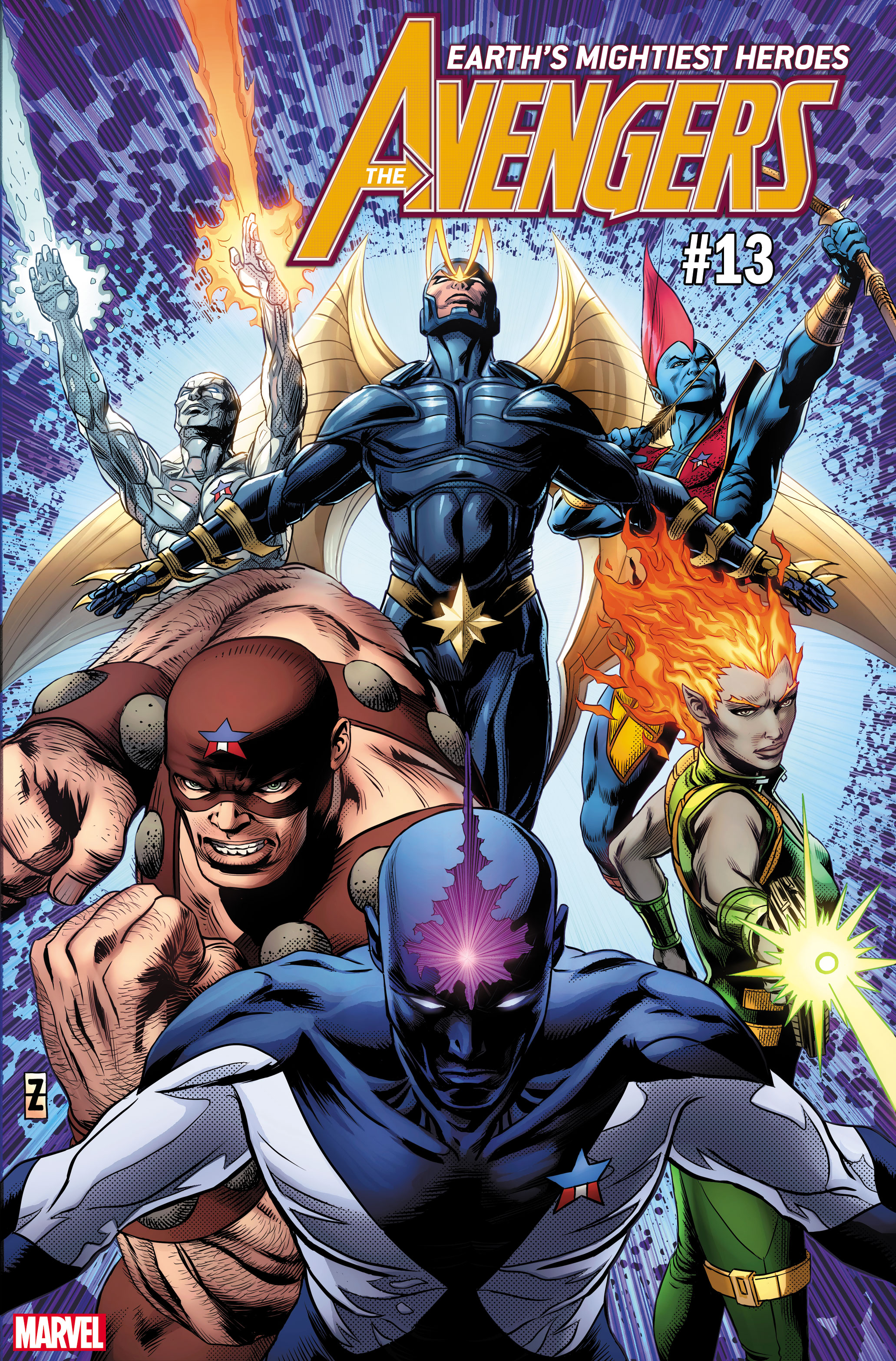 Avengers Vol 8 13 Guardians of the Galaxy Variant.jpg