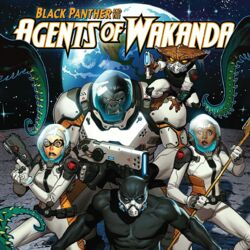 Black Panther and the Agents of Wakanda Vol 1 3