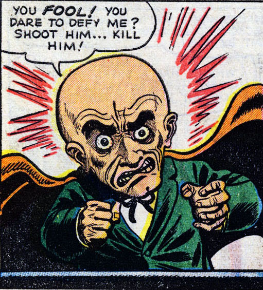 Brain (Business Man) (Earth-616)