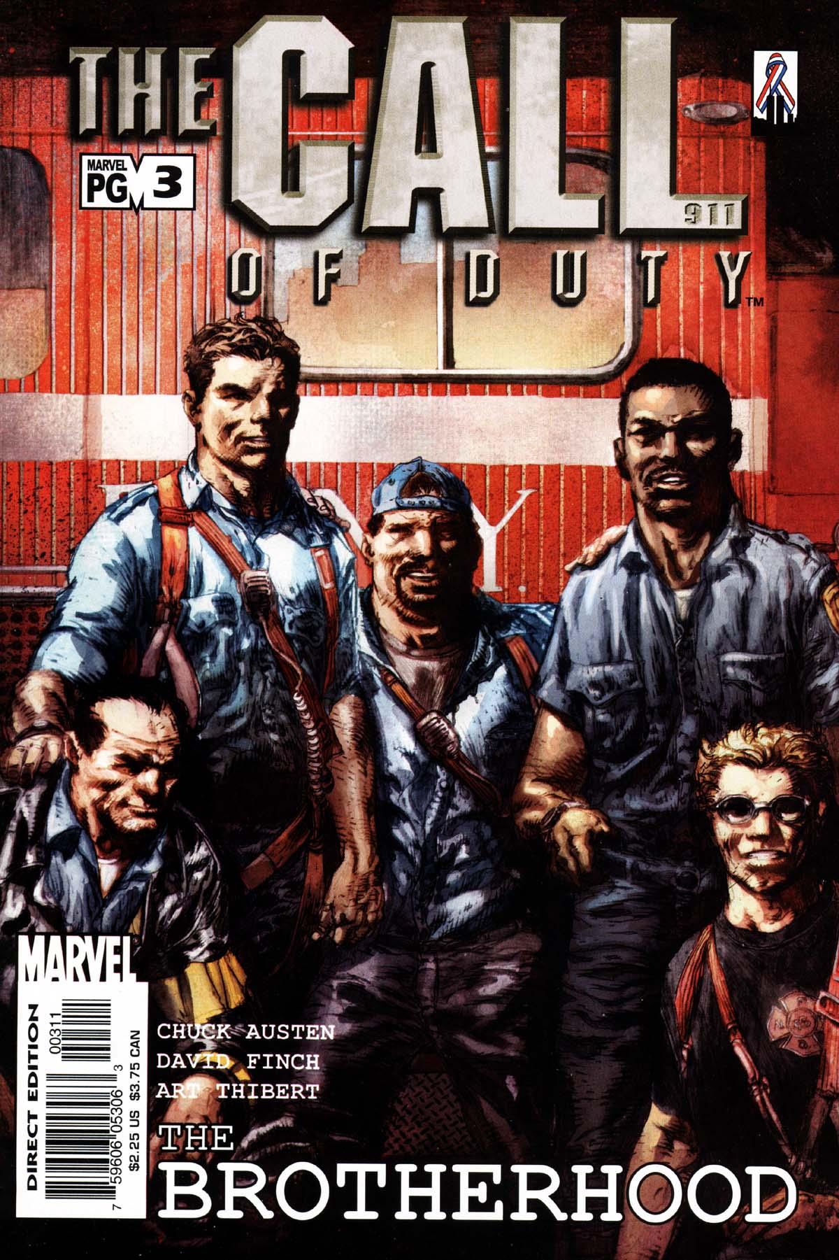 Call of Duty: The Brotherhood Vol 1 3