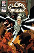 Cloak and Dagger - Marvel Digital Original Vol 1 1