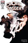 Cloak and Dagger Negative Exposure - Marvel Digital Original Vol 1 3