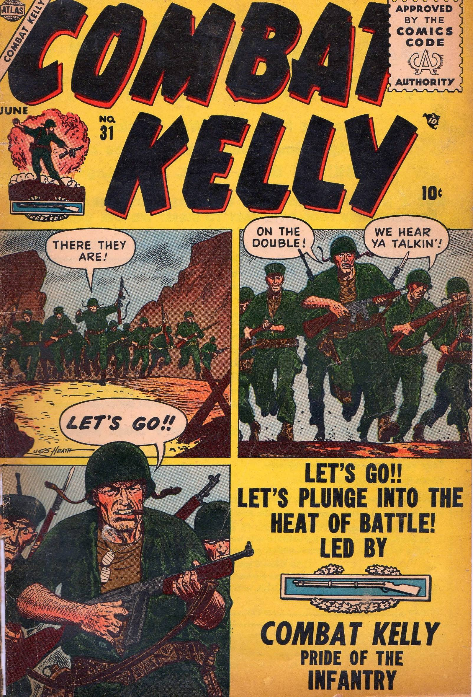Combat Kelly Vol 1 31