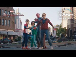Complete - Marvel Studios' WandaVision - Disney+