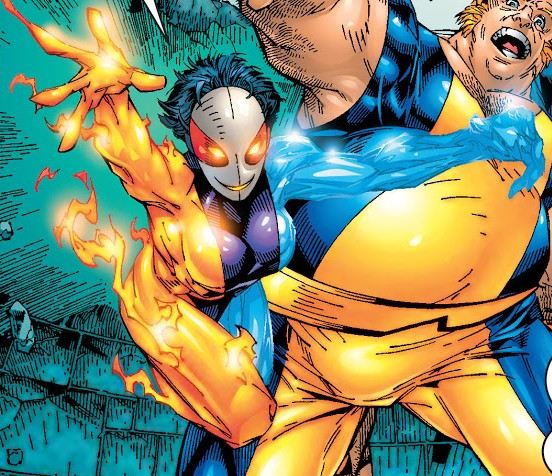 Cristal Lemieux (Earth-616)
