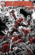 Deadpool Black, White & Blood Vol 1 1 Hotz Variant