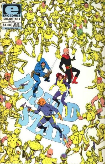 Dreadstar Vol 1 4