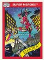 Elektra Natchios (Earth-616) from Marvel Universe Cards Series I 0001