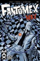 Fantomex MAX Vol 1 3