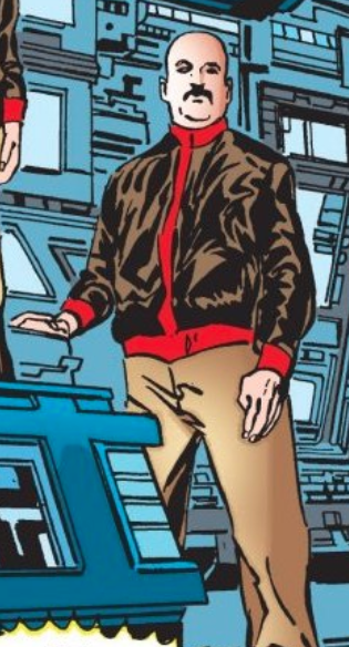 Gene Bitner (Earth-616)