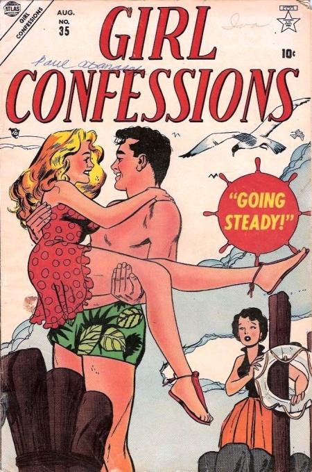 Girl Confessions Vol 1 35
