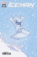 Iceman Vol 4 1 Young Variant