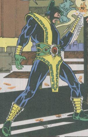 Inoshiro Kondo (Earth-616)
