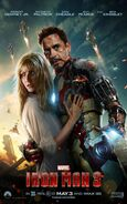 Iron Man 3 (film) poster 007