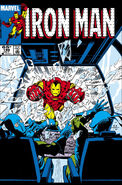 Iron Man Vol 1 199