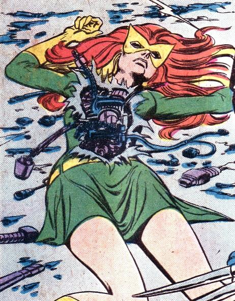 Jean Grey (X-Sentinel) (Earth-616)