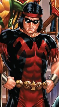 John Proudstar (Earth-616) from Giant-Size X-Men Tribute to Wein & Cockrum Vol 1 1 001.jpg