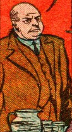 Joseph Lloyd (Earth-616)