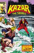 Ka-Zar the Savage Vol 1 33
