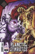 King in Black Planet of the Symbiotes Vol 1 1 Nauck Variant