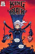 King in Black Vol 1 5 Young Variant